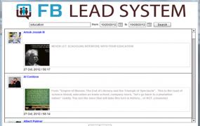FB Lead System